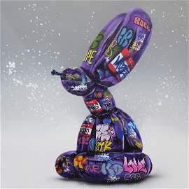 ONEMIZER (N� en 1987)  Street Rabbit , hommage � Jeff
