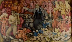 Diego RIVERA (1886-1957), Attribu� �