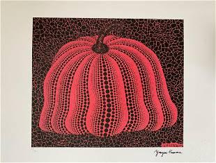 Yayoi KUSAMA (Né en 1929), D'Après