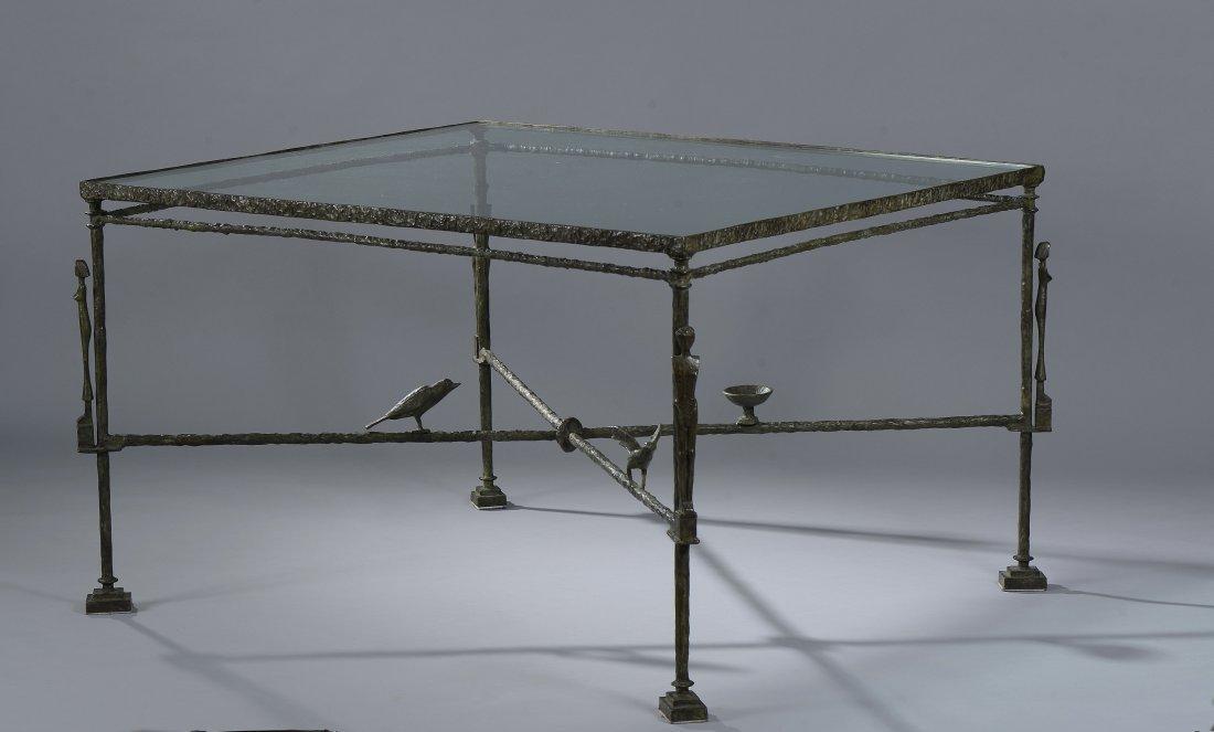 Diégo GIACOMETTI (Borgonovo, 1902- Paris, 1985) Table