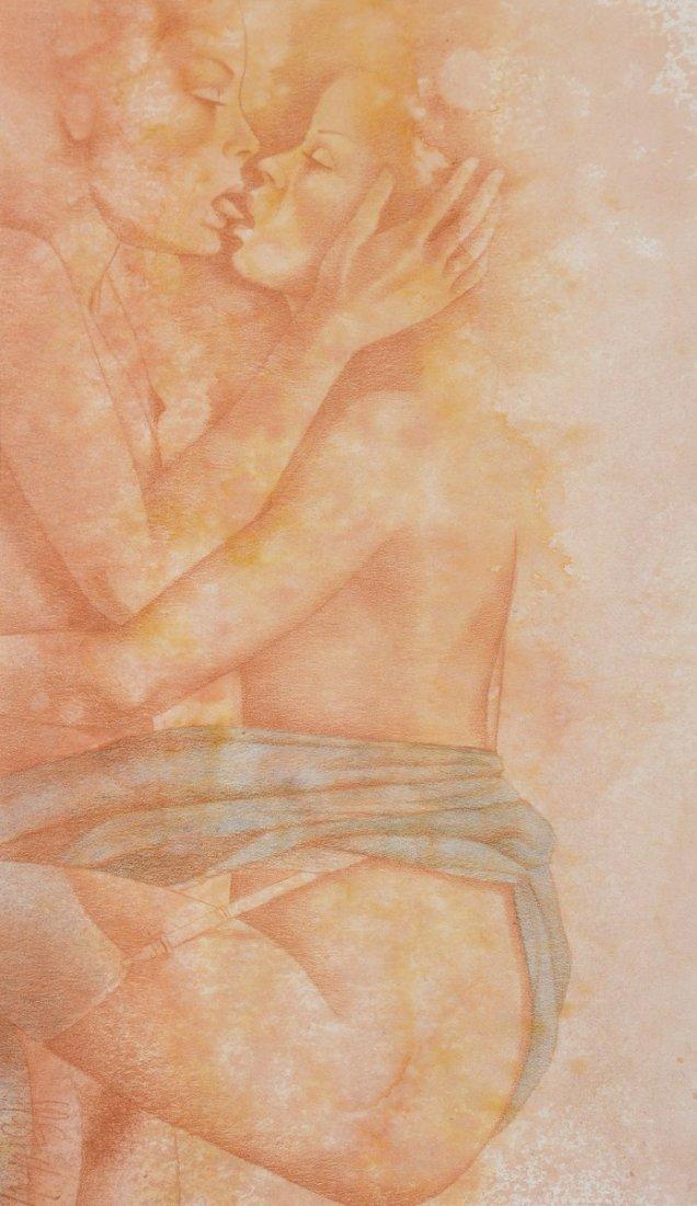 [STHOLL JP. ] - VERLAINE PAUL: Poèmes Erotiques. 10