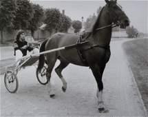 Tony GRYLLA (N en 1941)Mike Brandt, Paris,1972Tirage
