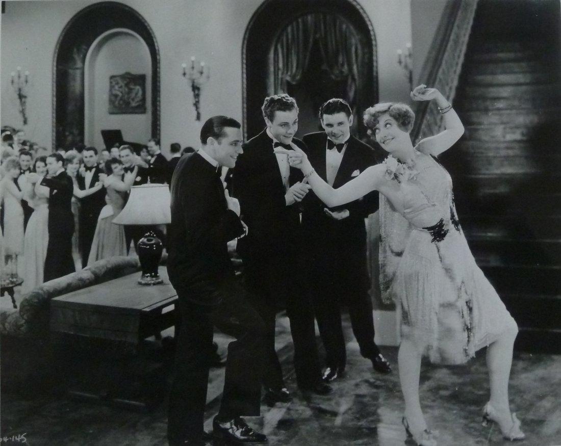 OUR DANCING DAUGHTERS (1928)