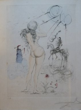 Salvador Dali (1904-1989