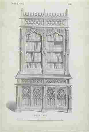 (FURNITURE.) Baird, Henry Carey; publisher. Go