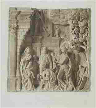 (GAVET, ÉMILE.) Molinier, Émile. Collection Ém