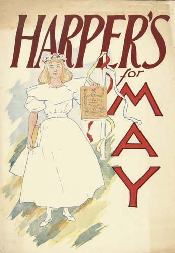 2016006: Posters EDWARD PENFIELD HARPER'S MAY. 1893.