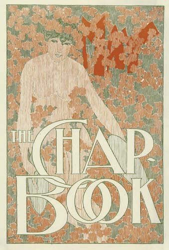 2016020: Posters WILLIAM H. BRADLEY THE CHAP BOOK MAY.