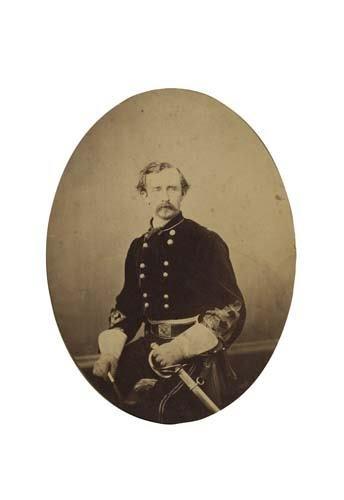 2017016: (CUSTER, GEORGE ARMSTRONG) (1839-1876) browne,