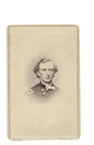 2017018: (CUSTER, GEORGE ARMSTRONG) (1839-1876) brady,