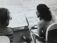 2017268: KORDA, ALBERTO (1928- ) Fidel Castro and Che