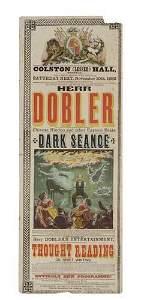 2019370: (POSTER.) Herr Dobler.