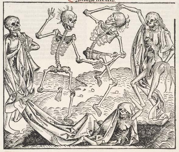 2020003: MICHAEL WOLGEMUT (publisher) Imago mortis (Der