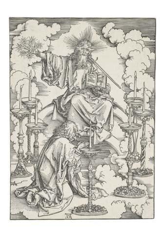 2020008: ALBRECHT DÜRER The Vision of the Seven Candles