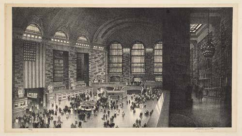 2020785: STOW WENGENROTH Grand Central.