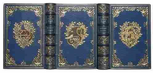 2022145: KIPLING, RUDYARD. The Jungle Book * The Second