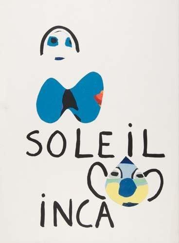 2024009: KAREL APPEL Soleil Inca.