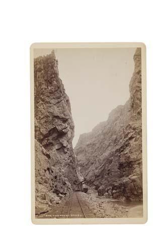 2026045: JACKSON, WILLIAM HENRY (1843-1942) Select grou