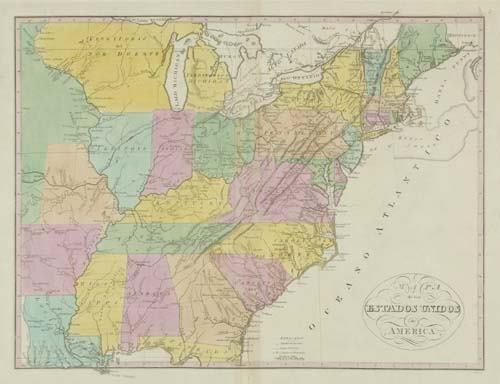 2027009: DESILVER, ROBERT. Un Libro de Mapas.