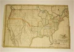 2027135: MELISH, JOHN. United States of America.