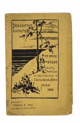 2028011: Posters PAMPHLETS / CATALOGUES / SCRAP BOOKS A