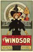2028014 Posters WINDSOR MAGAZINE 30x19 inches L Van