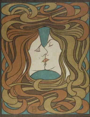 2028015: Posters PETER BEHRENS (1868-1940). PETER BEHRE