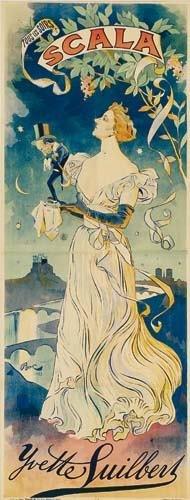 2028016: Posters FERDINAND BAC (1859-1952). FERDINAND B