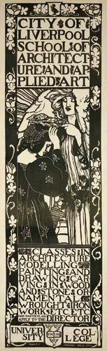 2028017: Posters ROBERT ANNING BELL (1863-1933). ROBERT