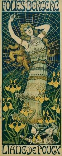 2028018: Posters PAUL BERTHON (1872-1909). PAUL BERTHON