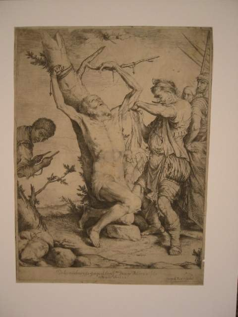 2029022: JUSEPE DE RIBERA The Martyrdom of St. Bartholo