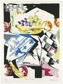 JACOB LAWRENCE (1917 - 2000) Morning Still Life.