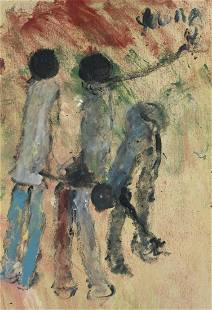 PURVIS YOUNG (1943 - 2010) Untitled.