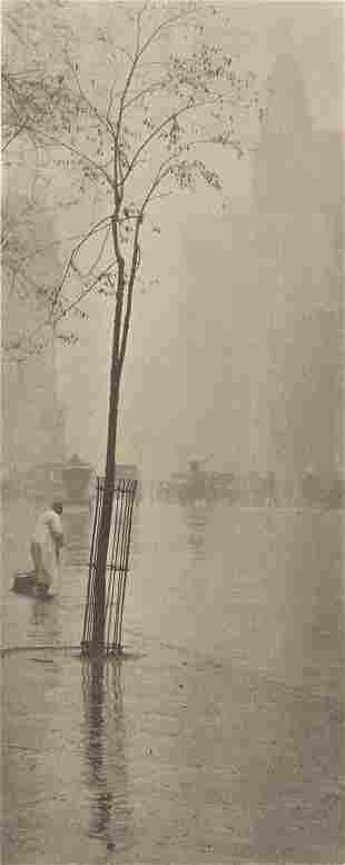 ALFRED STIEGLITZ (1864-1946) Spring Showers, from