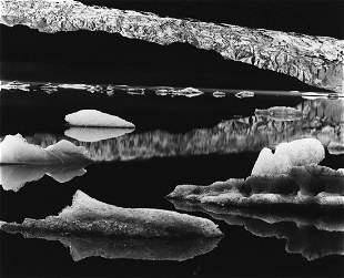BRETT WESTON (1911-1993) Mendenhall Glacier.