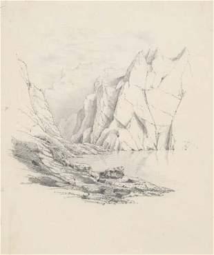 Group of 13 drawings.