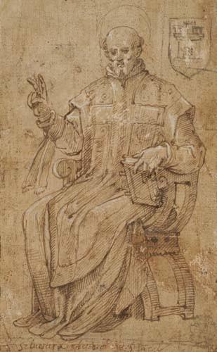 2030009: DOMENICO CAMPAGNOLA (CIRCLE OF) (Venice 1500-1