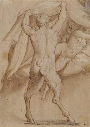 ITALIAN SCHOOL, 16TH-CENTURY Venus, Cupid and