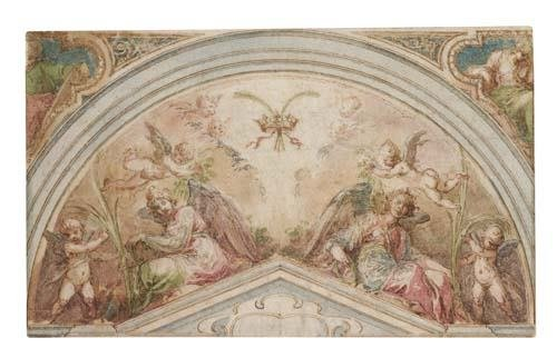2030030: BERNARDINO BARBATELLI POCCETTI (Florence 1542-
