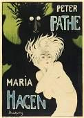 WALTER SCHNACKENBERG (1880-1961). PETER PATHE / MARIA