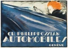CHARLES LOUPOT (1892-1962). CH. PHILIPPOSSIAN