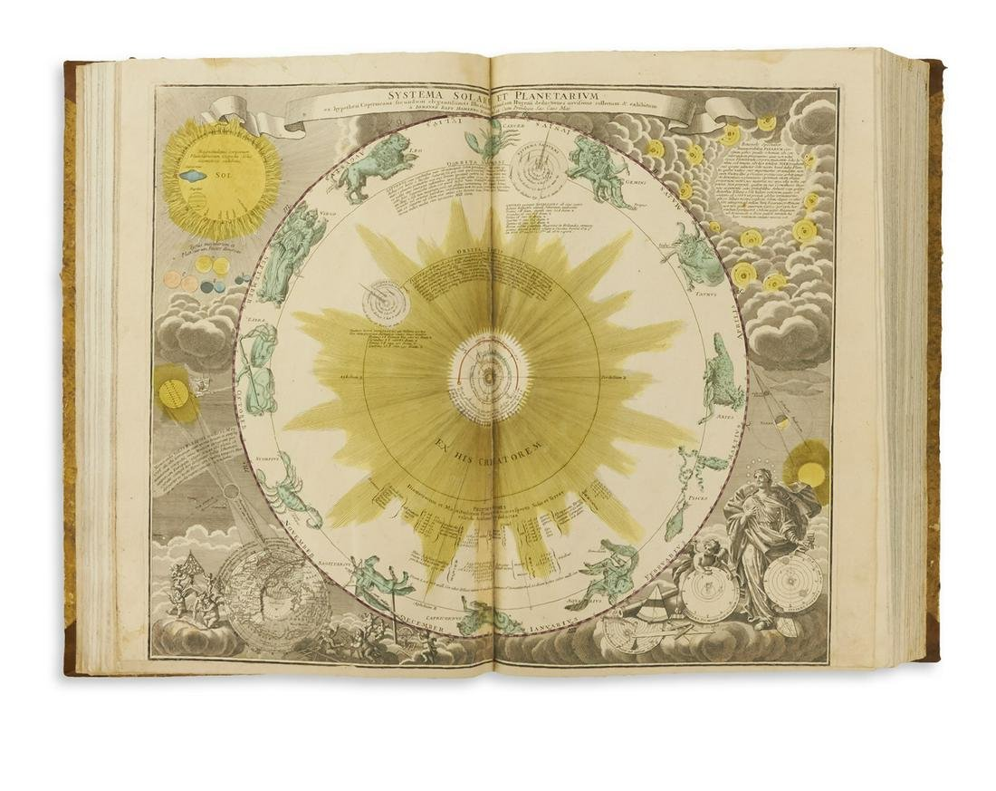 HOMANN, JOHANN BAPTIST; and HEIRS. Atlas Mapparum