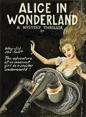 "REA IRVIN. ""Alice in Wonderland: A Mystery Thriller by"