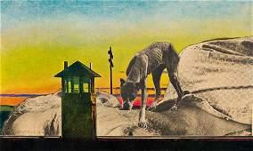 DAVID WOJNAROWICZ (1954-1992) Untitled (Genet with