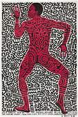 KEITH HARING Keith Haring : Into 1984 / Tony Shafrazi