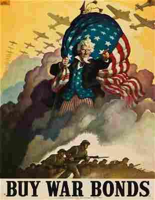 VARIOUS ARTISTS. [WORLD WAR II / WAR BONDS, LOANS &