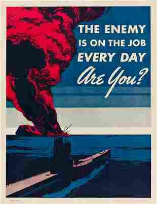 VARIOUS ARTISTS. [WORLD WAR II / U.S. & CANADA.] Group