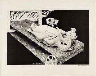 BORIS ARTZYBASHEFF (1899-1965). WICKWIRE SPENCER STEEL