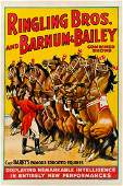 DESIGNER UNKNOWN. RINGLING BROS. AND BARNUM & BAILEY /