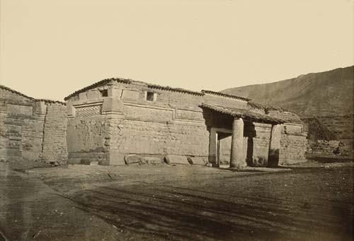 """2033004: CHARNAY, DÉSIRÉ (1828-1915) """"Maison du Curé, á"""